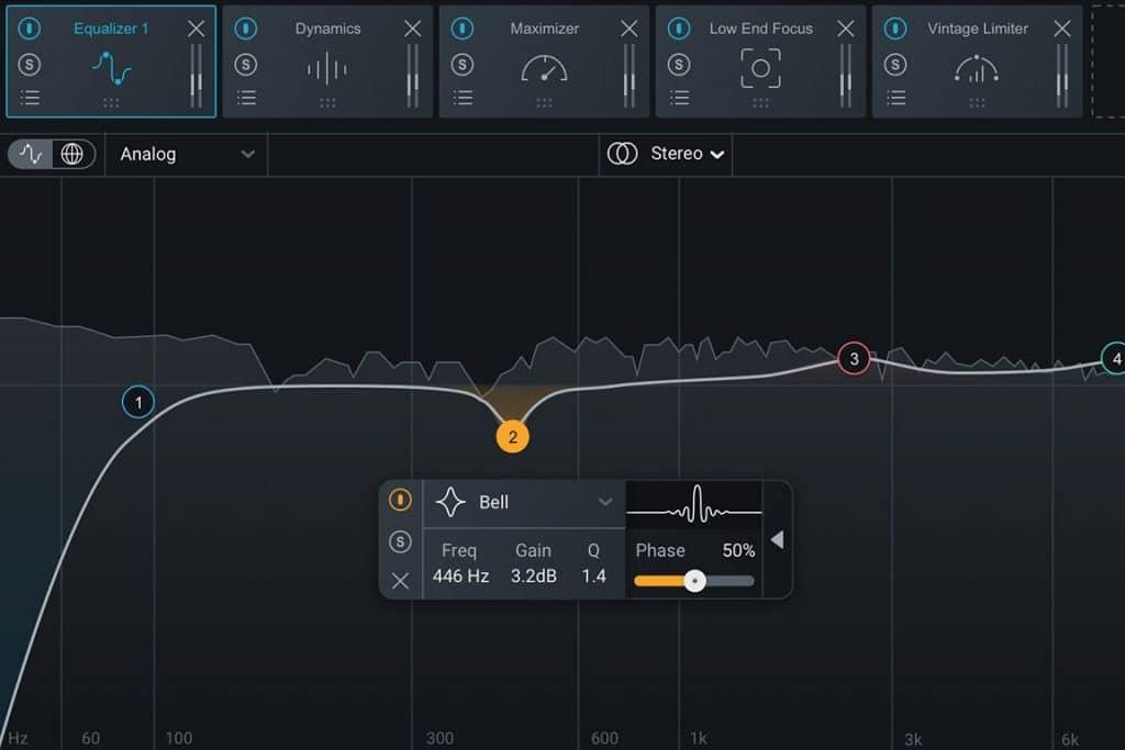 apprendre les techniques audio des beatmakers professionnels (ici, l'equalisation)