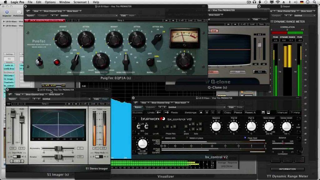 plugins de mastering