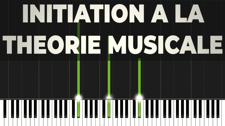 apprendre la théorie musicale
