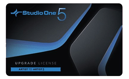 upgrade licence studio one artist 5