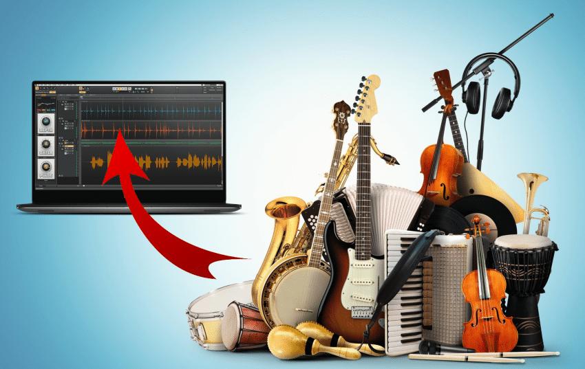 les 110 meilleurs instruments virtuels