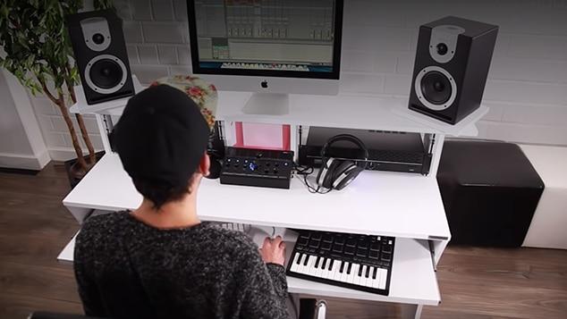 les meilleurs bureaux home studio
