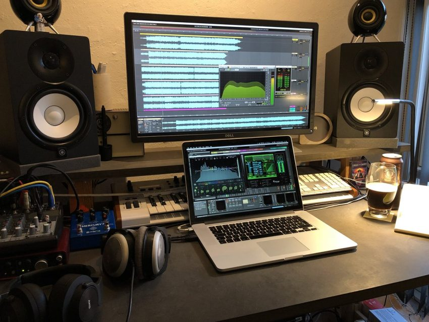 comment faire un mastering audio en home studio