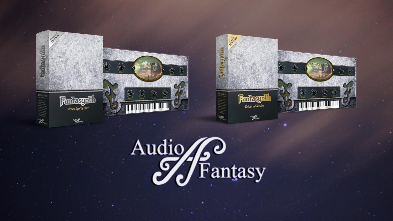 test fantasynth audio fantasy